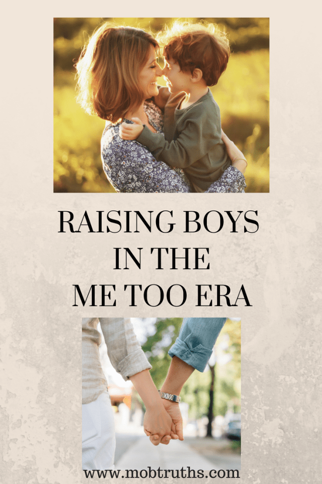 Raising boys in the me too era: how to best prepare your sons --