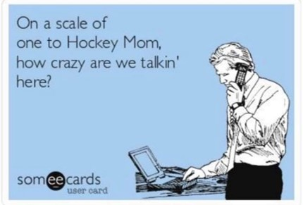 hockey mom tips