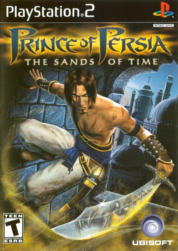 Prince Of Persia Les Sables Du Temps Film : prince, persia, sables, temps, Prince, Persia:, Sands, (2003), MobyGames