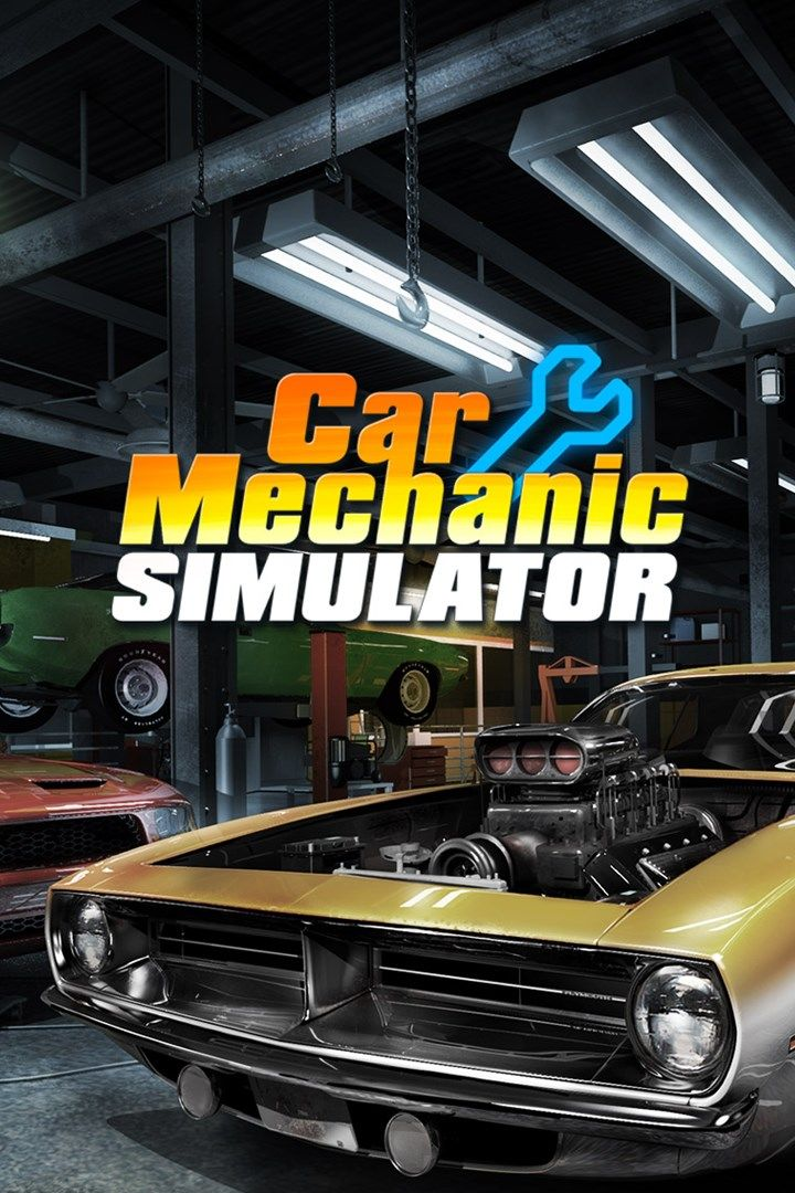 Car Mechanic Simulator 2018 Car List : mechanic, simulator, Mechanic, Simulator, (2019), MobyGames