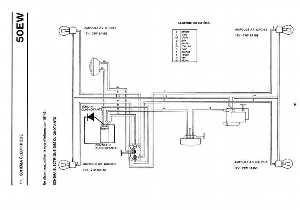 Schema Electrique Quad Electrique