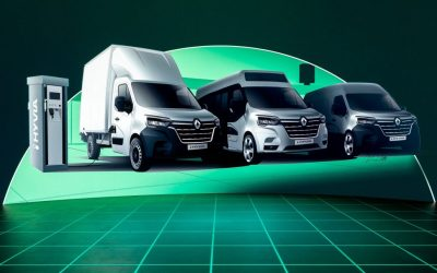 Comerciais a hidrogénio já este ano pela mão de Renault e Hyvia
