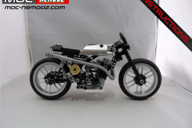 lego technic norton commando