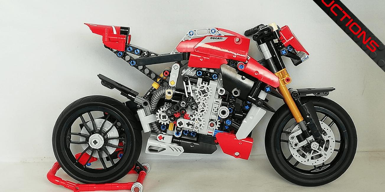 lego technic 42107 ducati stretfighter