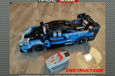lego 42123 motorized
