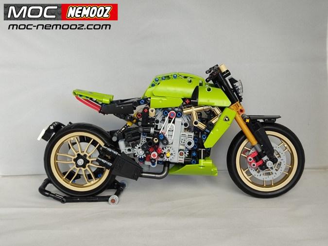 Lego 4017 ducati diavel sian