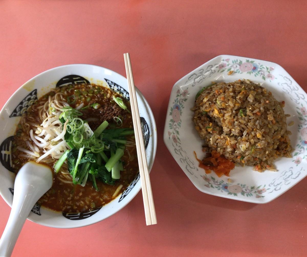 昨日のお休みは、めちゃくちゃ美味しい『担々麺』を食べに!!!