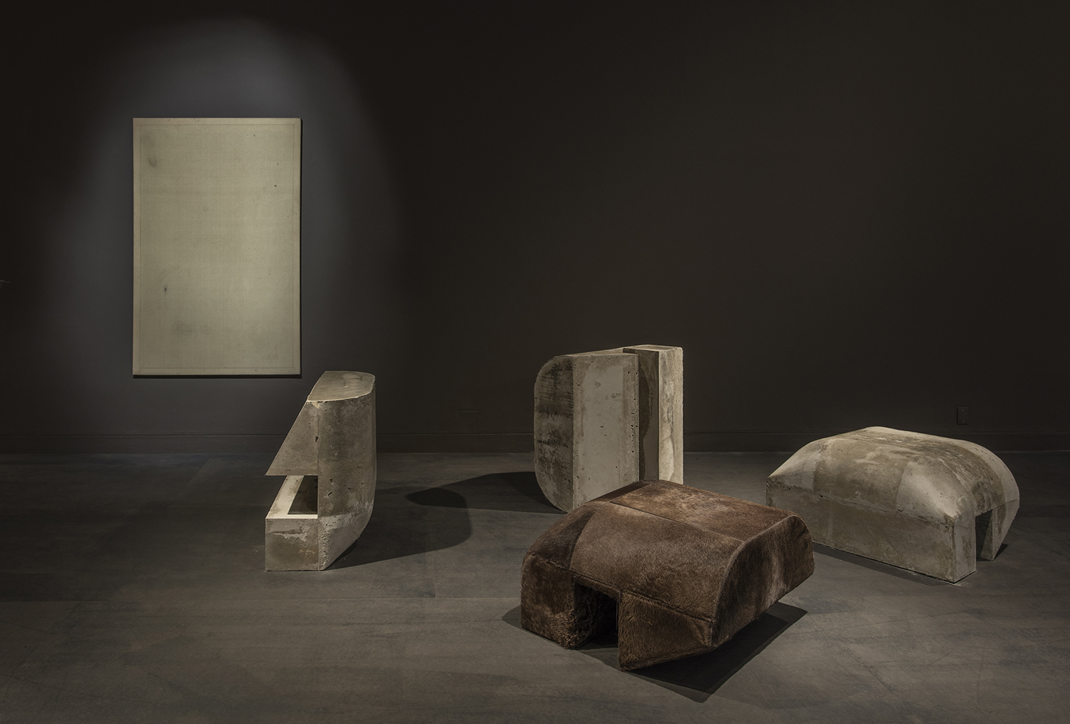 Rick Owens Furniture  MOCA