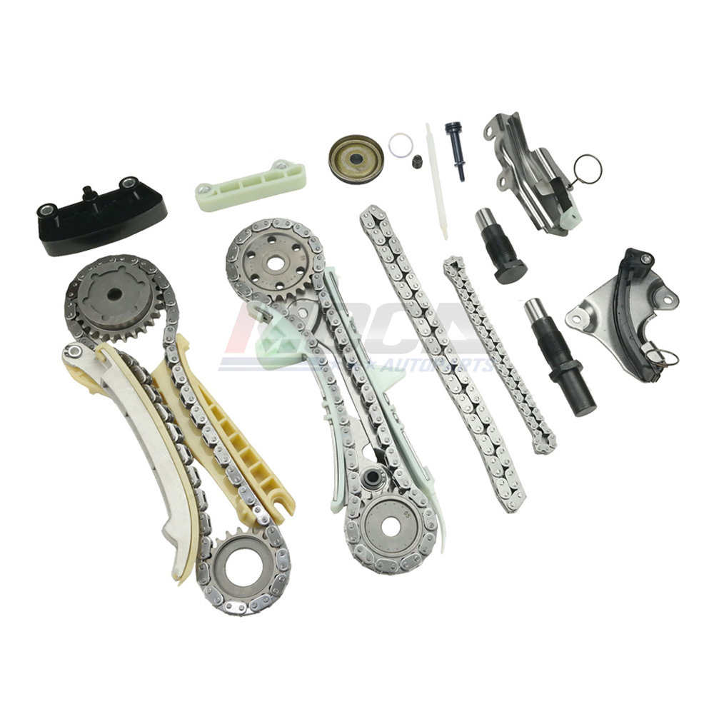 Timing Chain Kit Oil Pump Fit 97-02 Ford Explorer Mazda
