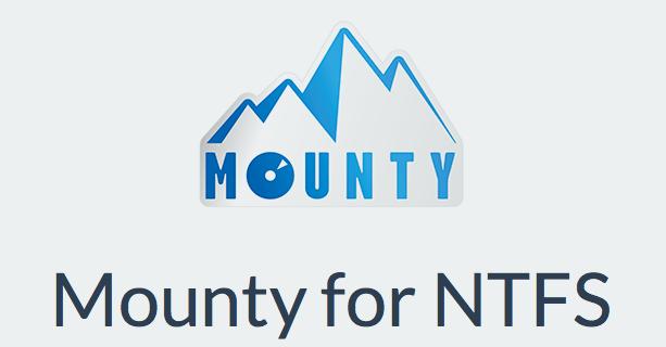NTFS形式のメディアをMacで読み書き。