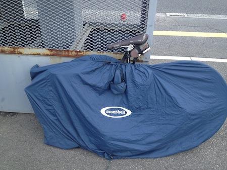 輪行バッグで、自転車抱えて旅に出よう!