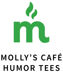 Molly's Cafe Tees Official Logo