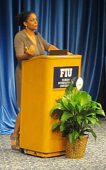 Dr Dionne P Stephens