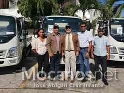 Ayuntamiento de Moca y #DominicanaLimpia