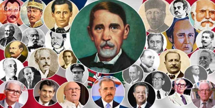 Gobernantes de la República Dominicana (1844-2019)