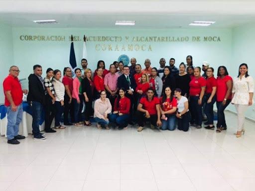 Director CORAAMOCA conoce resultados indicadores de la Gestión Pública