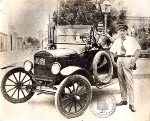 📸 Primer vehículo en Moca