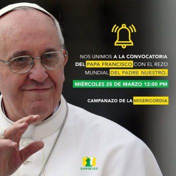 Ideo especial del Papa Francisco