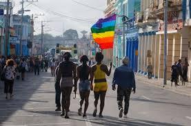 Cuba, no importa, solidaria siempre. Negro Veras.