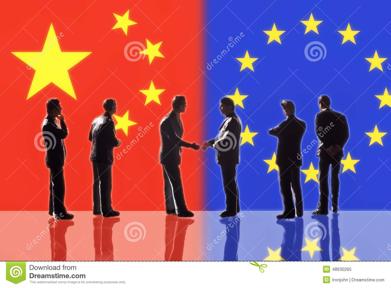 Las relaciones UE-China post pandemia