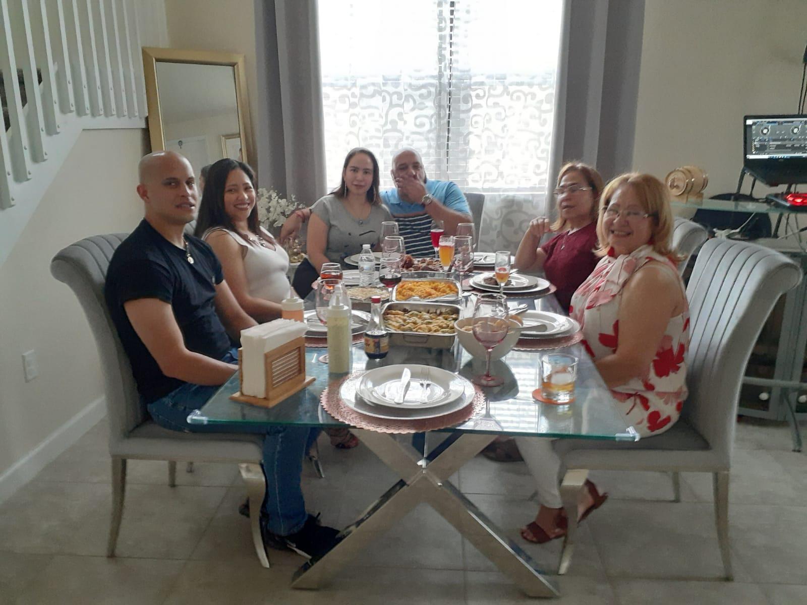 Celebrando Dia de las Madres, en Miami