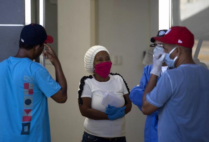 ¿Qué tienen en común las provincias con más contagiados y muertos por COVID-19 en República Dominicana?