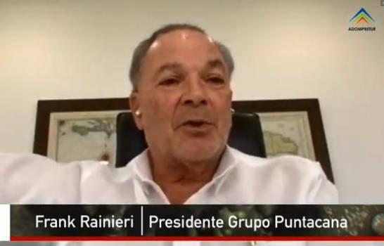 Frank Rainieri advierte si sector turismo no abre en julio, se tendría que esperar a diciembre
