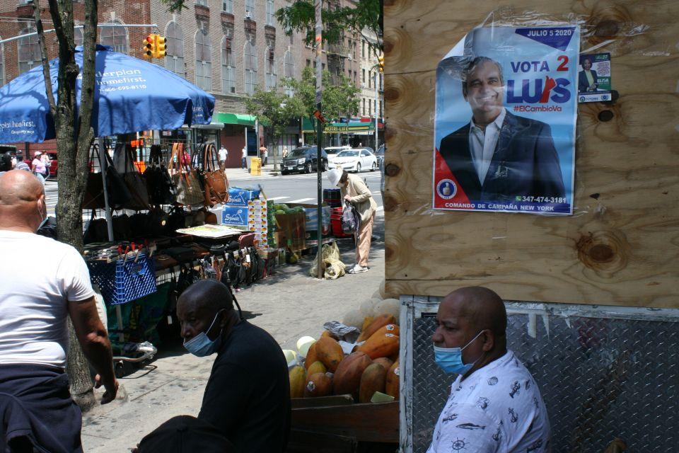Temen que apatía y coronavirus impacten el voto de dominicanos de NYC en elecciones de su país