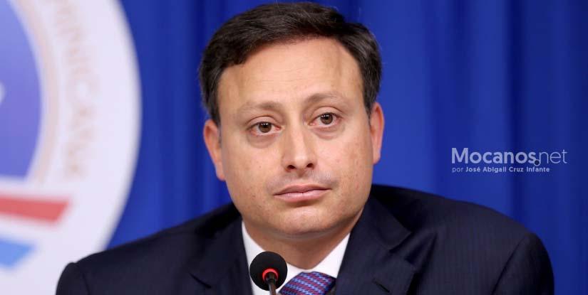 Procurador general Jean Alain Rodríguez sale positivo al COVID-19