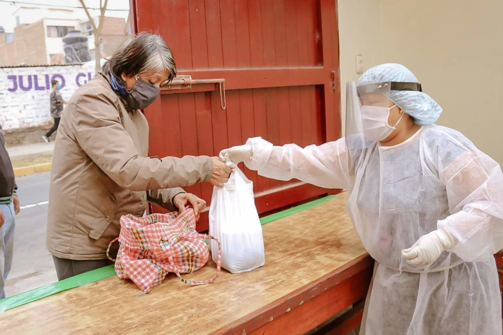 Perú: El compromiso de la Iglesia contra el coronavirus