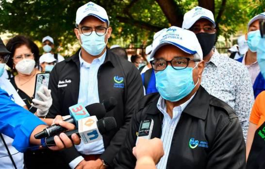 Salud Pública interviene provincia Santiago ante colapso por casos de COVID-19
