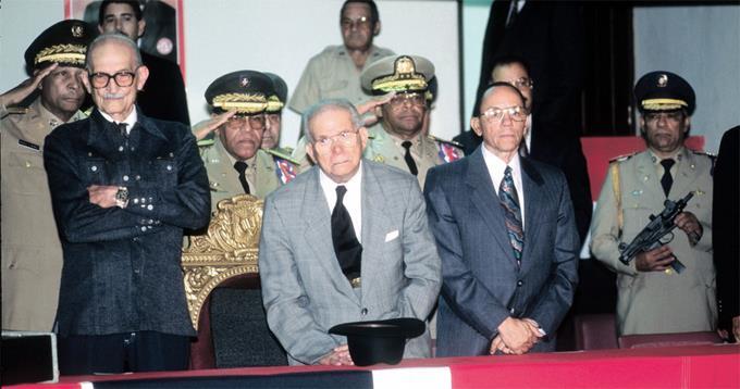 Joaquín Balaguer: El día que murió el último caudillo del siglo XX