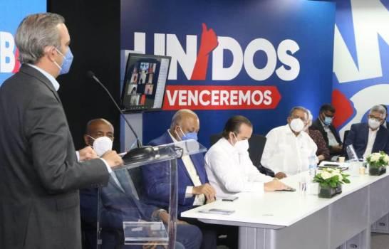 Luis Abinader prioriza gabinete de gestión de crisis; aumenta las designaciones de dirigentes cercanos
