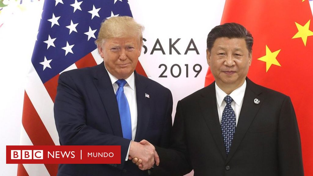 Régimen chino da un paso atrás y pide paz a EE.UU.;