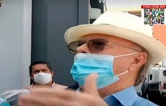 """Hipólito proclama que tiene """"méritos"""" para pedir cargos en el gobierno"""