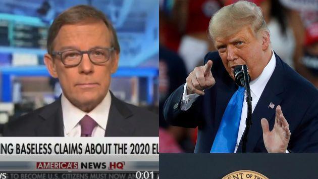 Trump despide a funcionario de seguridad electoral por rechazar acusaciones de fraude