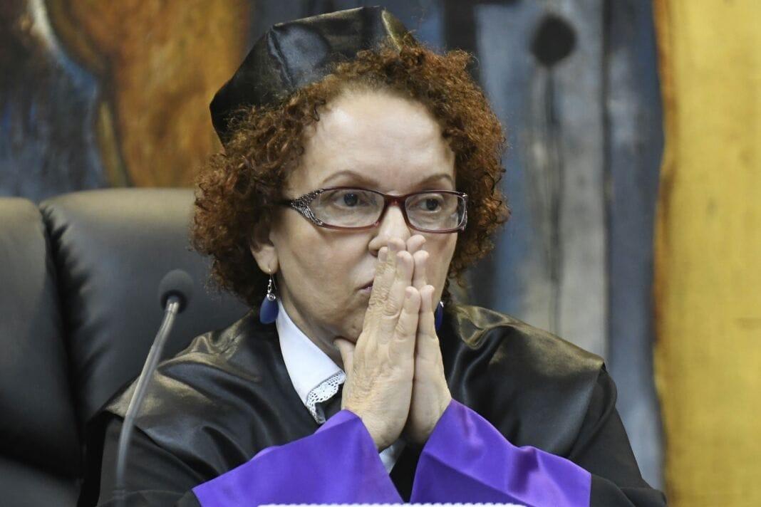 Contra la procuradora Miriam Germán Brito