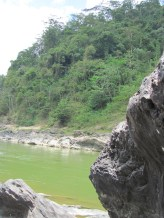 Río Patuca en el PN Patuca
