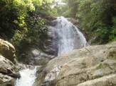 Preciosa cascada en la RB Yuscarán
