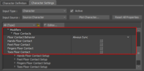 CharacterSettings_FloorContacts