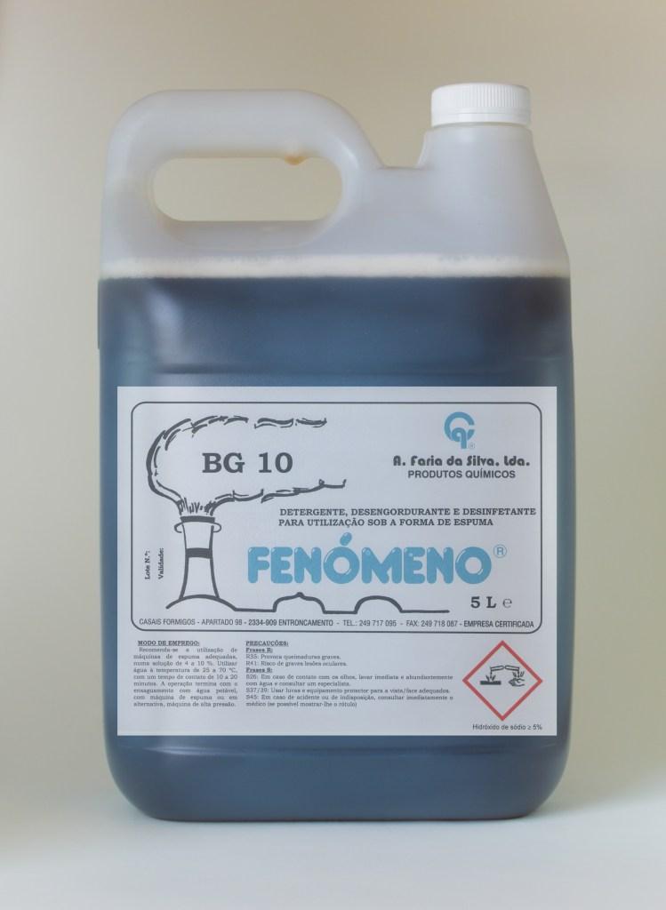 Fenómeno BG 10