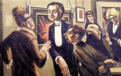 Leonard Everett Fisher: A Retrospective
