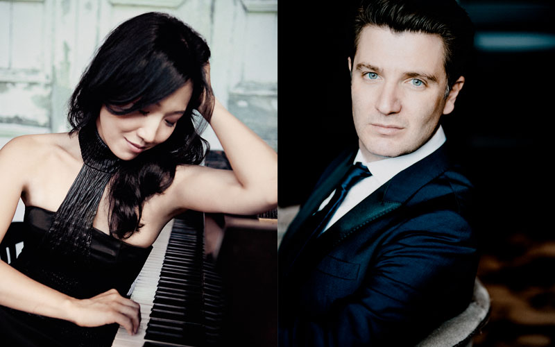 Alessio Bax and Lucille Chung - 6/25/21