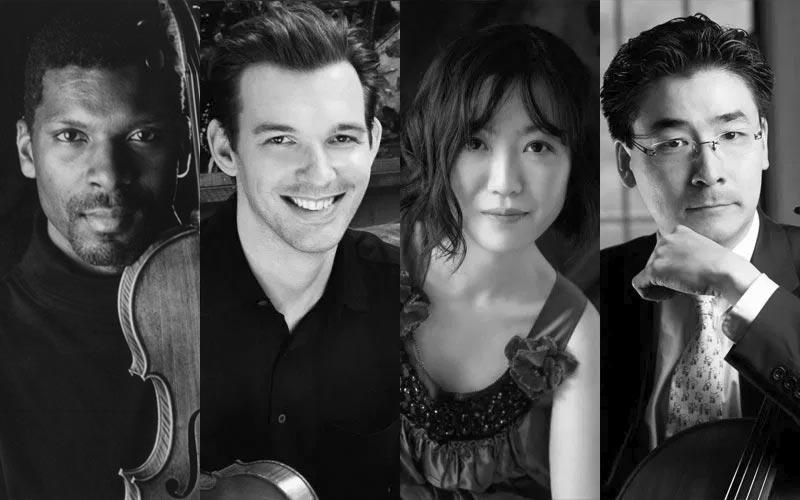 Horszowski Trio and Amadi Azikiwe - 7/16/21