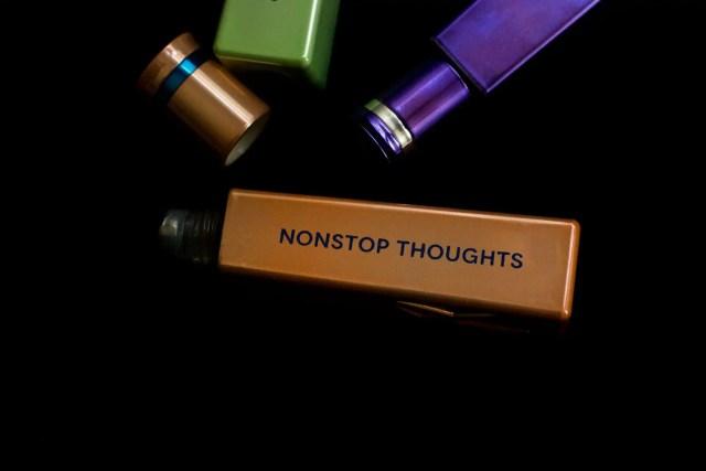 Tazeka Aromatherapy Nonstop Thoughts Orange Rollerball