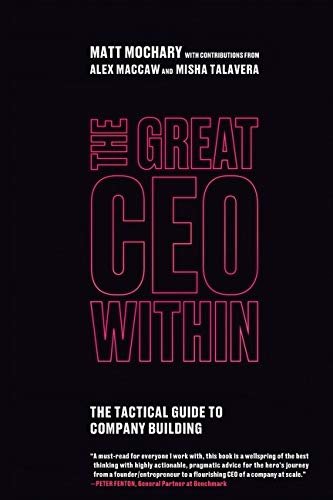The Great CEO Within