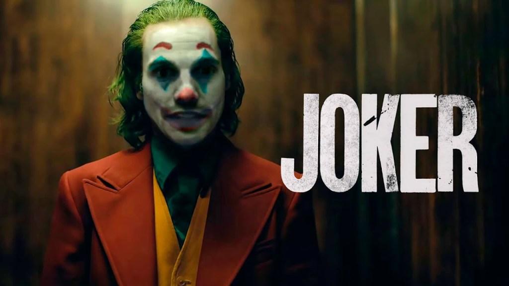 Trailer de la película el joker in the fake trailers movie