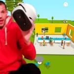 Moatboat juego similar a los Sims pero en realidad virtual