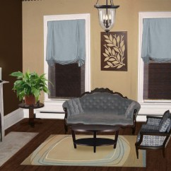 Brown Paint Ideas For Living Room Rugs Amazon Country Home Design Color Simple Decoration