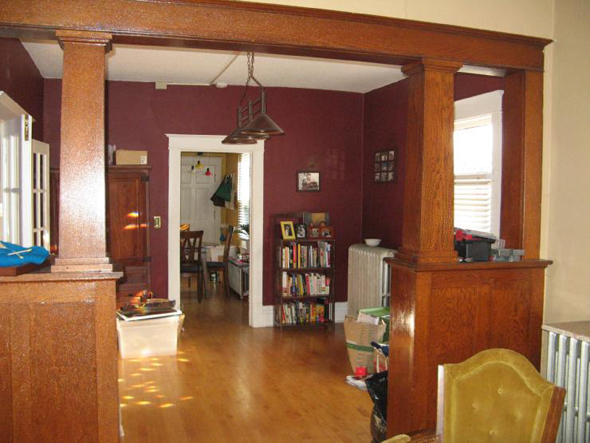 Craftsman Interior Paint Colors